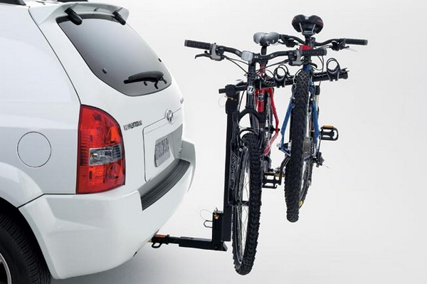 Hyundai Tucson Tow Hitch Bike