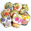 Sugar Skulls and Day of the Dead