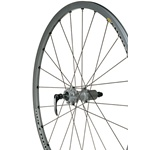 Mavic SpeedCity Street MTB Road Wheelset 2011