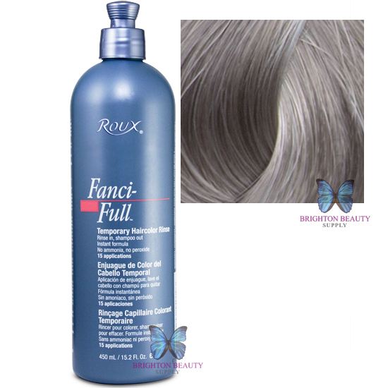 Roux Fanci-Full Temporary Color Rinse. Keeps hair color looking its best