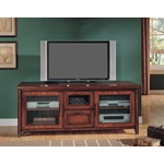 Denton Roasted Cocoa TV Console - Plasma TV Stand