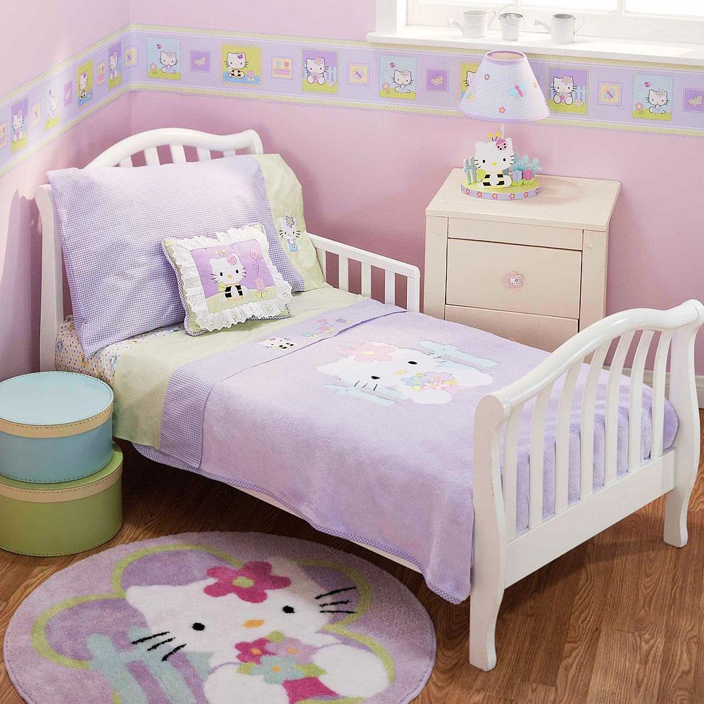 Hello kitty bedding set full sizeseaxhel1 from searscom rachael edwards - Hello kitty bedroom set ...