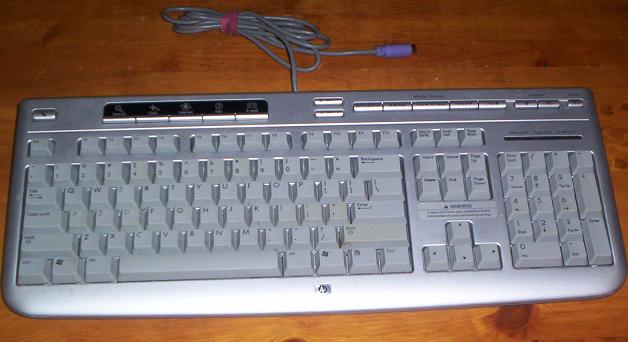 Hp keyboard 5187-7583