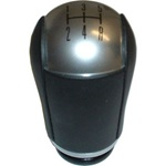 Leather 5-Speed Shift Knob for '00-07 Focus Zetec