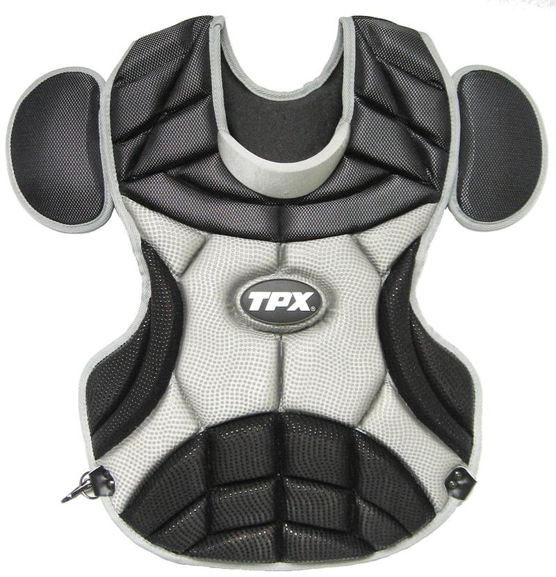 Louisville Slugger PSCP Pulse Static Chest Protector ? Adult Catcher's Gear