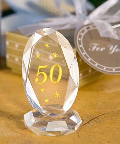 50th Anniversary Party Favor Images