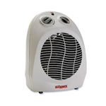 Heat Runner 33551 Portable Heater, Four Settings, 8-3/4'' x 8'' x 12-3/4'', Light Gray, HEA33551, HEA 33551