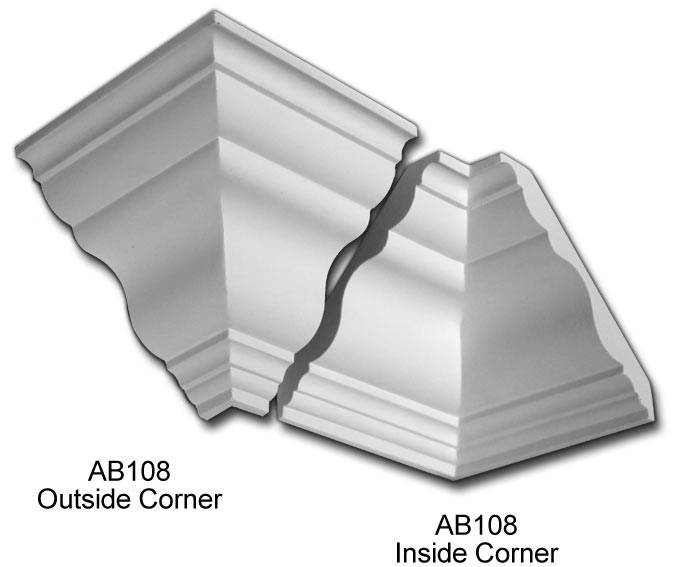 Download installing crown molding with corner blocks for Miterless crown moulding