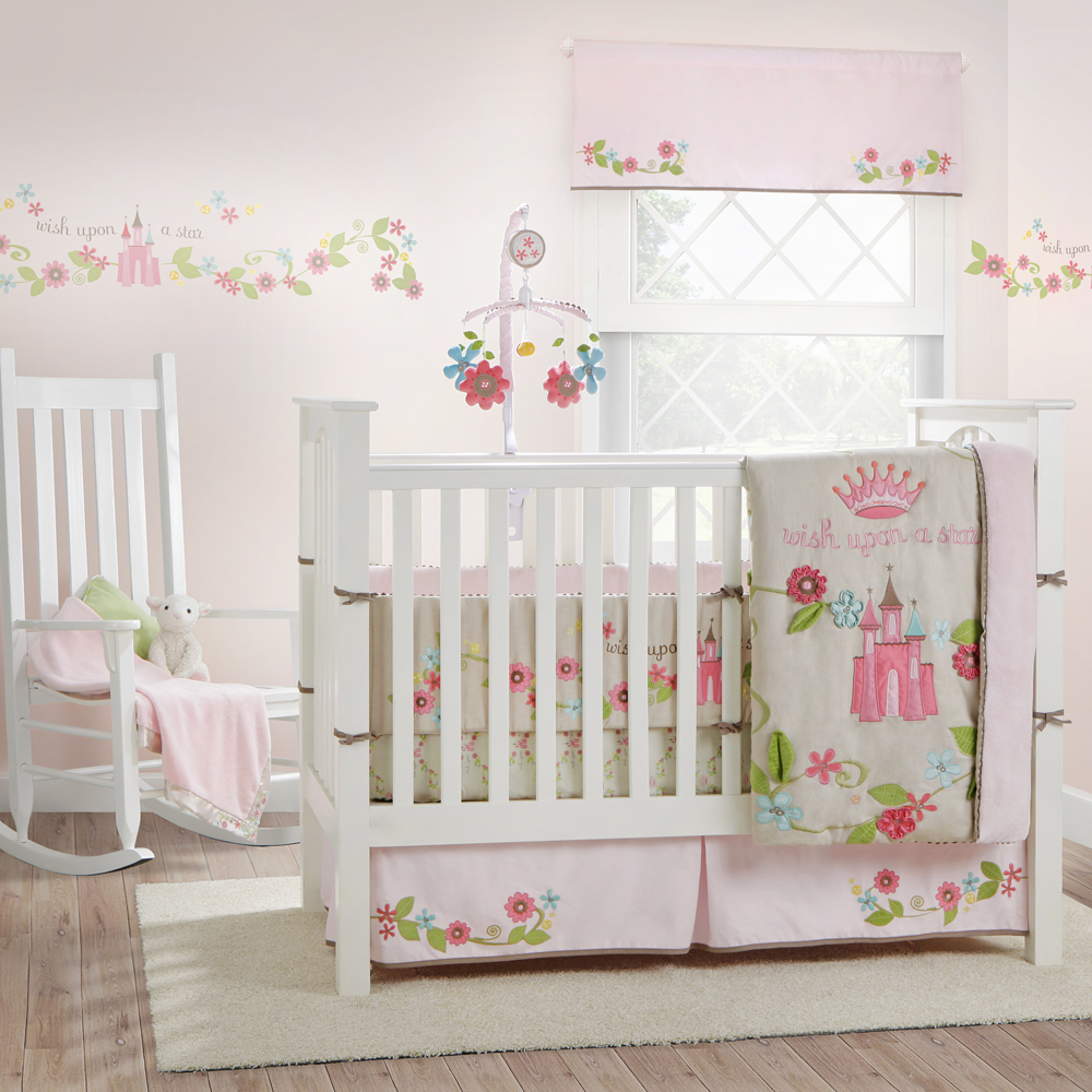 Baby bedding crib sets - Baby Girl Bedding Crib Sets Pictures To Pin On Pinterest