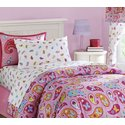 Olive Kids Paisley Dreams, Pillowcase - OK21407