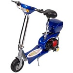 MC-02-50B 49.6cc Electric Start 4-Stroke Gas Scooter by Roketa