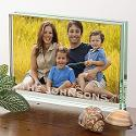 Personalized Glass Block Picture Frame Collection - Large