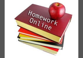 Homework to do online