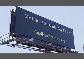 Should there be a legal right to die?