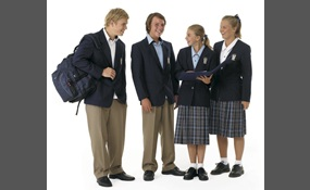 ... schools require their students to wear a school uniform? | Debate.org