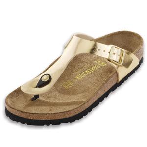 gold birkenstock gizeh sandal forexhcm. Black Bedroom Furniture Sets. Home Design Ideas