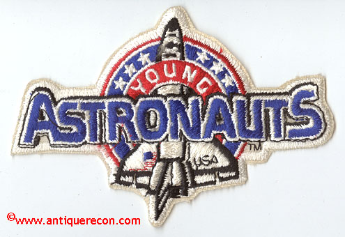 Astronaut Name Patches - Pics about space