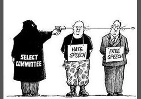 Does freedom of speech give us the right to offend? | Debate.org