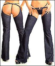 b2dda74ae6e1d690754ecae934bd Lack Chaps Set Schwarz Sexy Clubwear