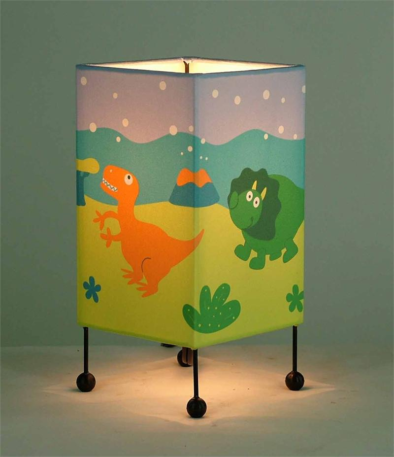 Kids Desk Lamps on Kids Table Lamp Dinosaur Design   Monstermarketplace Com