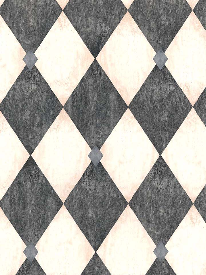 black and white wallpaper border. YORK BLACK amp; WHITE DIAMOND