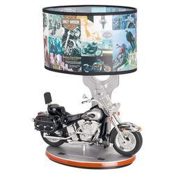 Harley-Davidson Motorcycle Lamp