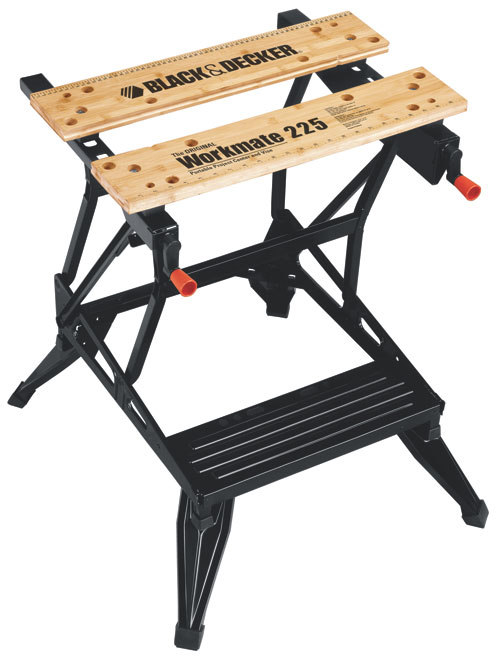 Black And Decker Workmate. Black and Decker WM225 WorkMate Portable Project Center Details: