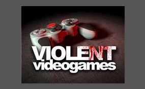 violent video games should not be The video games containing one or more of such elements will be regarded as violent video game, and should not be sold to children under 18 years old there is a big difference between harming humans and harming fantasy beings.