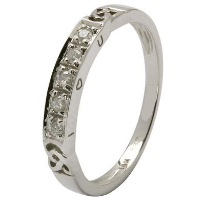 I Love You Rings