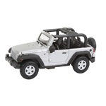 Vollmer HO Scale SUV 2007 Jeep Wrangler Rubicon Car