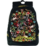 ED HARDY B1BRUAOC BRUCE COLLAGE BACKPACK