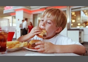 Fast Food Restaurants And Obesity In Child