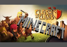 Is Clash Of Clans Better Or Minecraft