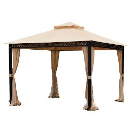 12' X 12' Replacement Canopy Top Cover for Steel Gazebo - Compare