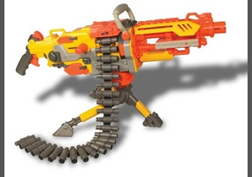 Nerf guns and violence: Will NERF guns remain popular with future  generations of children?