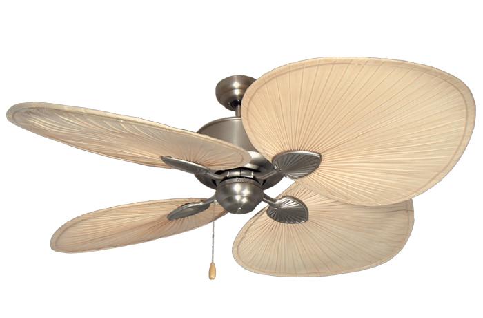blade ceiling fan palm