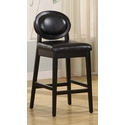 Armen Living Martini Leather Bar Stool (LC7015BA)