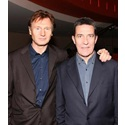 Ciaran Hinds and Liam Neeson