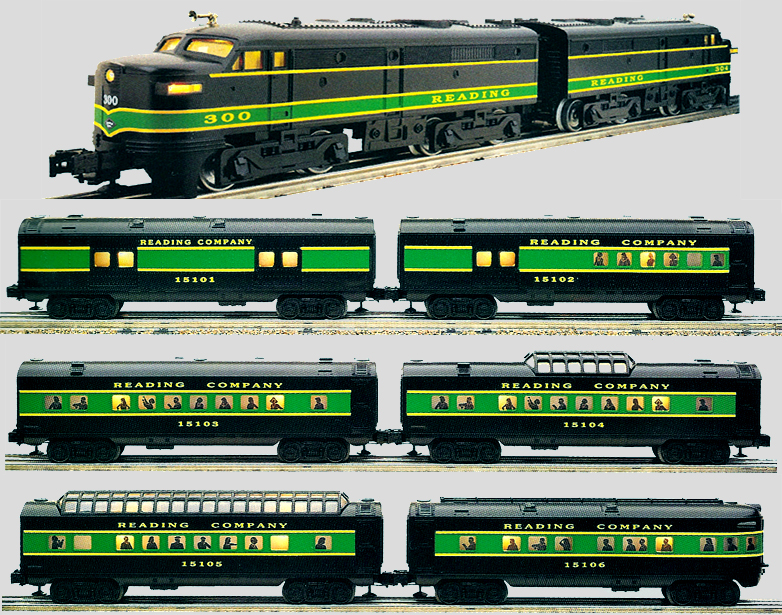 Used lionel trains reviews