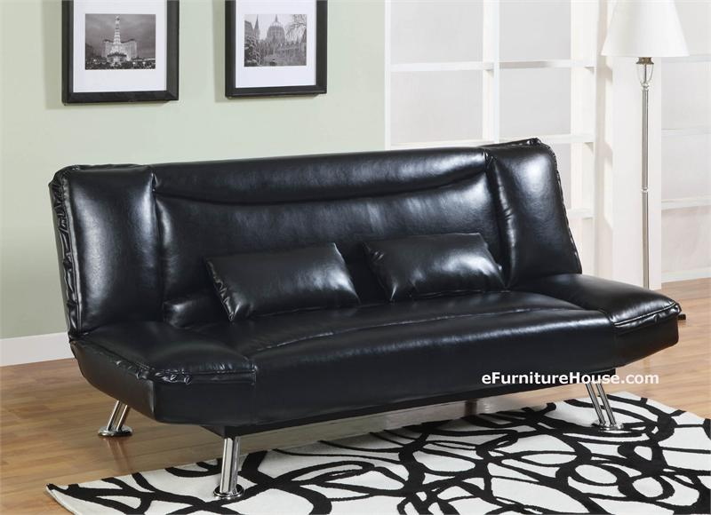 Metal Frame Futon Sofa Bed