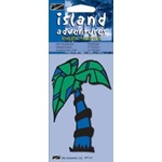 "Palm Tree Shaped Hanging Air Freshener ""Dream Island"" - PT-51"
