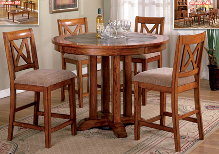dining table slate dining table set