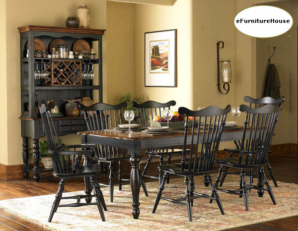 And Dining Sets Urban Country Style Dining Country Marketplace