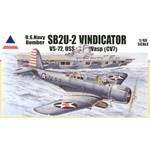 SB2U2 Vindicator VS72 USS Wasp 1-48 Bomber Accurate Miniatures