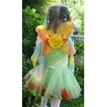 Fall Fairy Leaf Tulle Skirt Set - Medium and Small