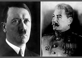 Hitler vs stalin essay
