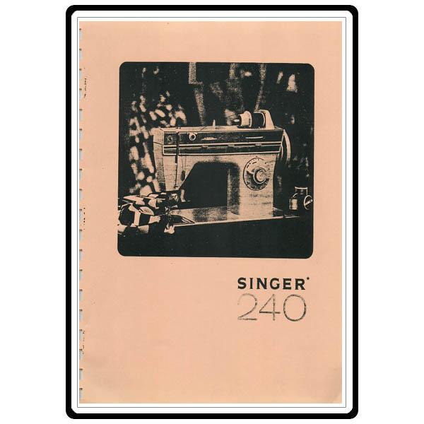 singer 4610 manual
