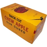 Apple Plug Chew