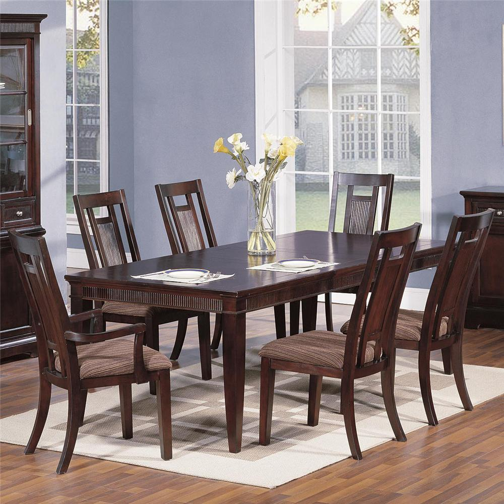 Dining table formal dining table set up for Formal dining table
