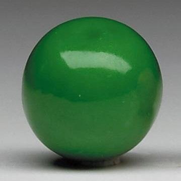 green gumball